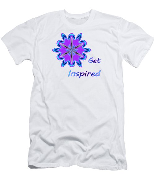 Get Inspired Men's T-Shirt (Athletic Fit)