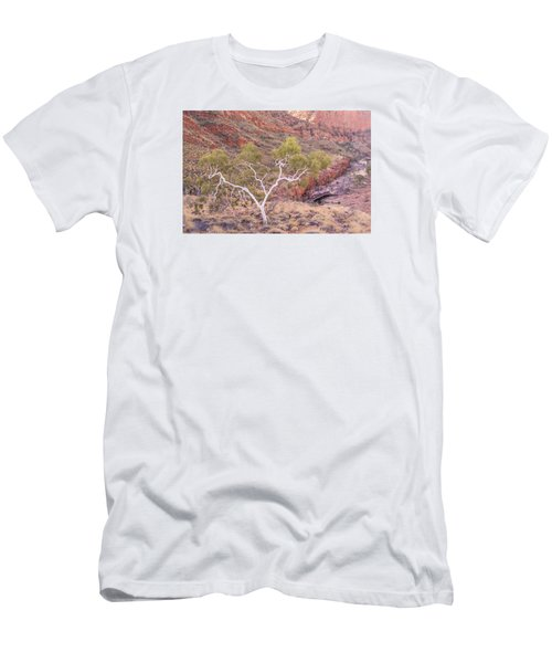 Ghost Gum Men's T-Shirt (Athletic Fit)