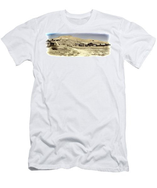 Ghost Town Textured Men's T-Shirt (Athletic Fit)
