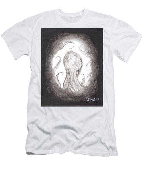 Ghostopus Men's T-Shirt (Athletic Fit)