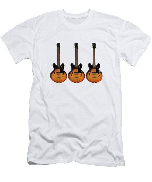 Gibson Es-330 Men's T-Shirt (Athletic Fit)