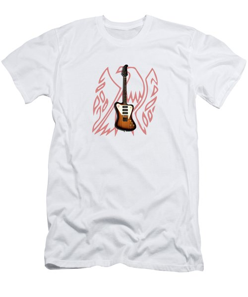 Gibson Firebird 1965 Men's T-Shirt (Slim Fit) by Mark Rogan