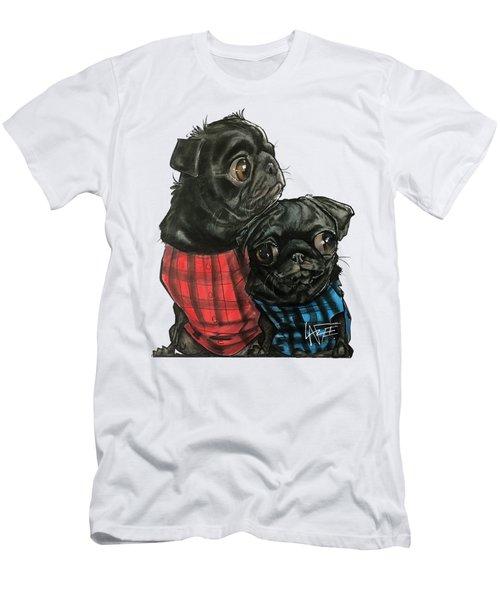 Giles 3540 Men's T-Shirt (Athletic Fit)