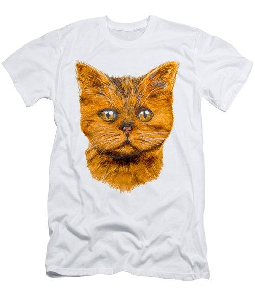 Ginger Men's T-Shirt (Slim Fit) by John Stuart Webbstock