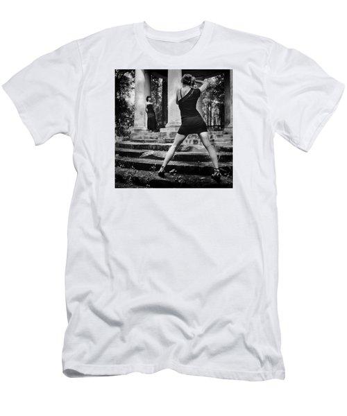 Girl #331822 Men's T-Shirt (Athletic Fit)