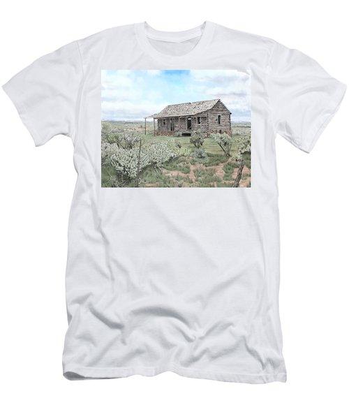Glade Park Spring Men's T-Shirt (Athletic Fit)