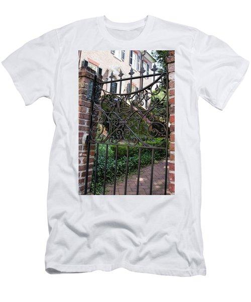 Glebe House Men's T-Shirt (Athletic Fit)
