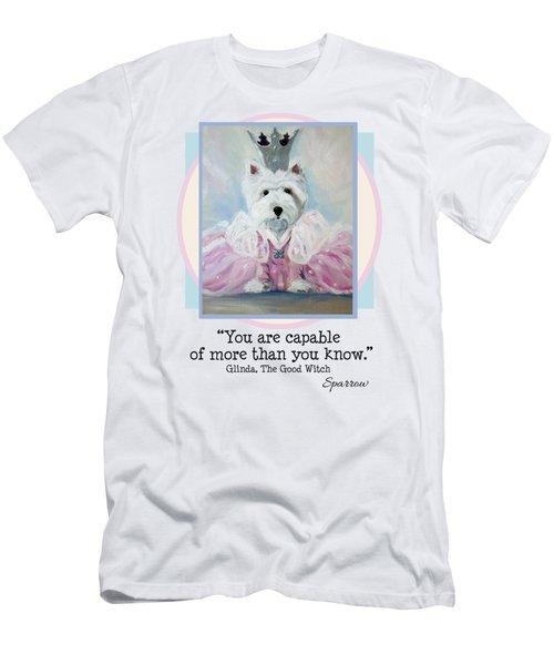 Glinda Says Men's T-Shirt (Athletic Fit)