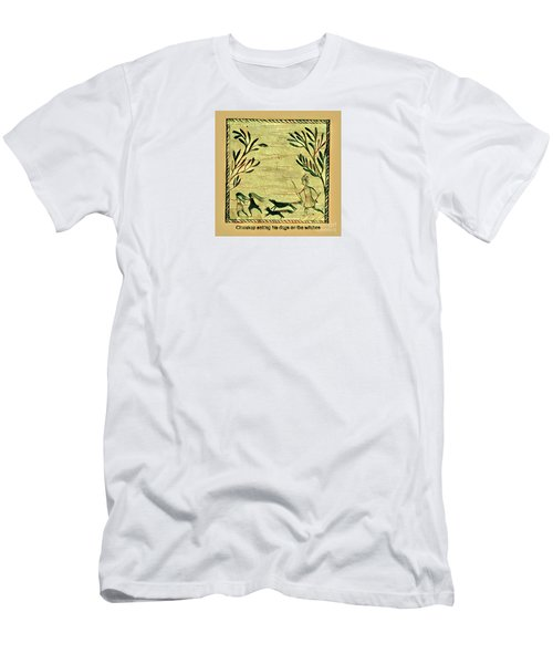 Glooscap And The Witches Men's T-Shirt (Athletic Fit)