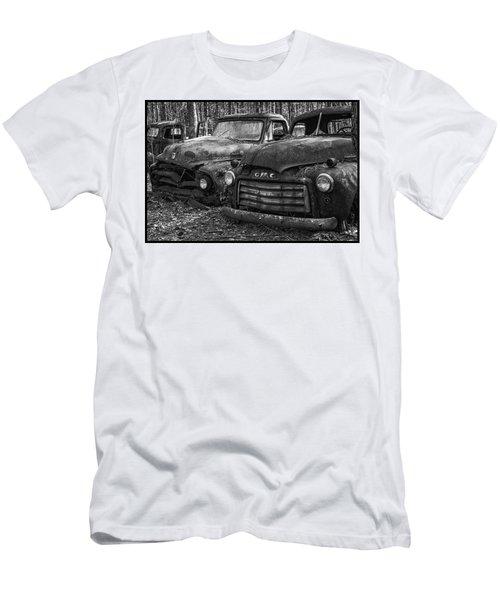 Gmc Truck Men's T-Shirt (Athletic Fit)