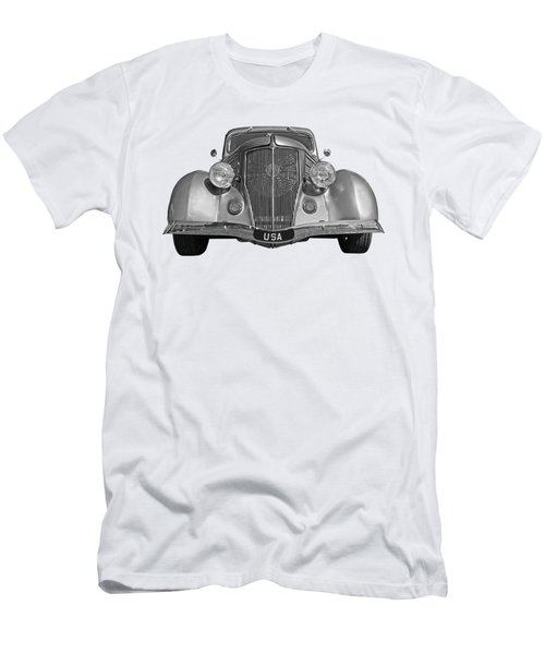 Men's T-Shirt (Slim Fit) featuring the photograph Go Usa by Gill Billington