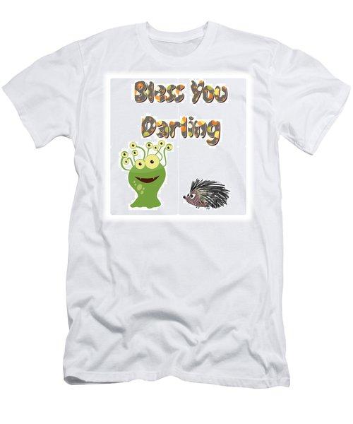 God Bless The Child Men's T-Shirt (Athletic Fit)