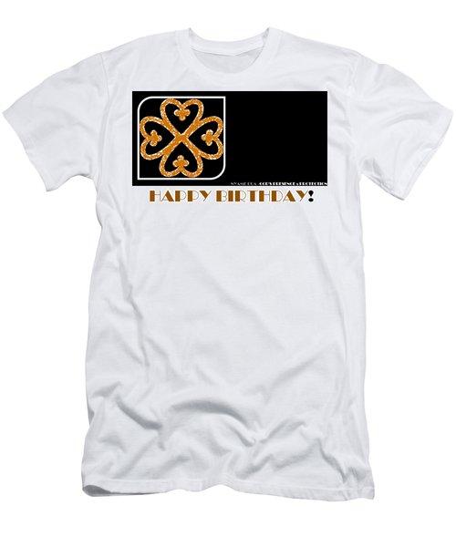 God's Protection Men's T-Shirt (Athletic Fit)