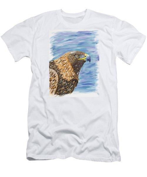 Golden Eagle Men's T-Shirt (Slim Fit)