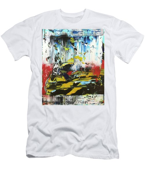 Golden Thoughts Men's T-Shirt (Athletic Fit)