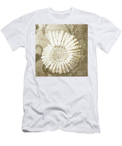 Golden Tides II Men's T-Shirt (Athletic Fit)