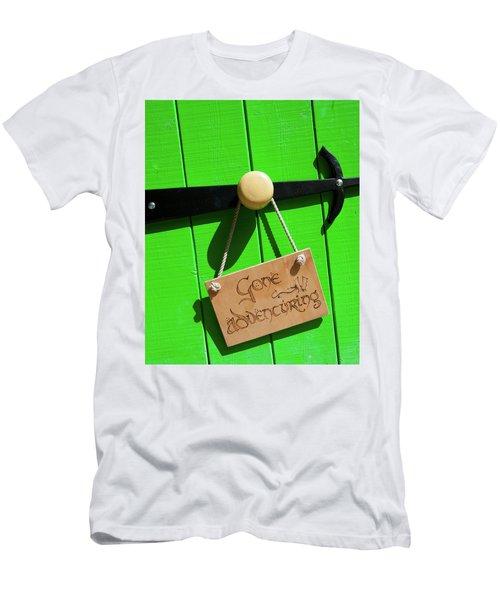 Gone Adventuring Men's T-Shirt (Athletic Fit)