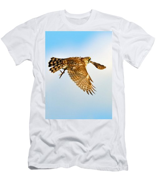 Good Hawk Hunting Men's T-Shirt (Athletic Fit)