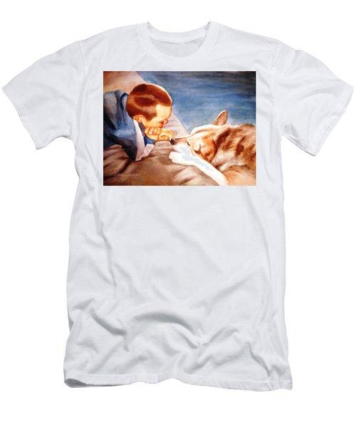 Goodbye Misty Men's T-Shirt (Athletic Fit)