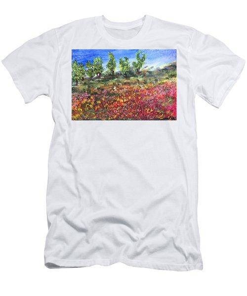 Goodbye Winter Men's T-Shirt (Athletic Fit)