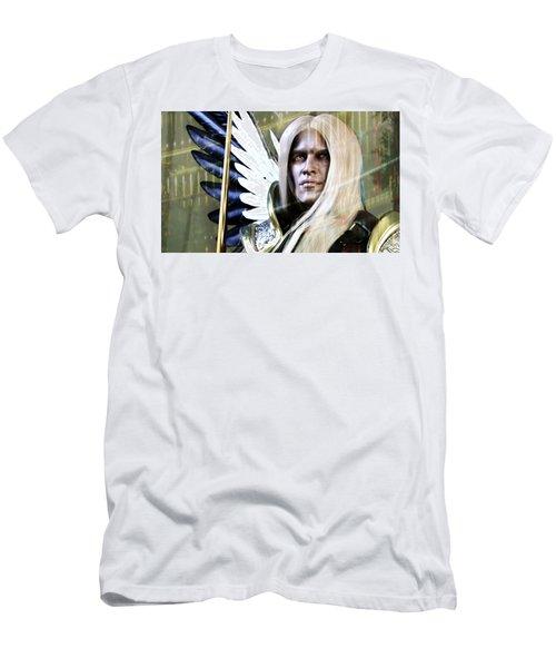 Grace Of Light Men's T-Shirt (Athletic Fit)