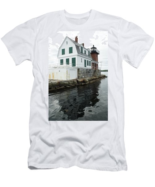Grandfathers Lighthouse Men's T-Shirt (Athletic Fit)