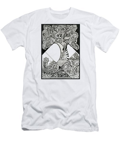 Grandiose Men's T-Shirt (Athletic Fit)