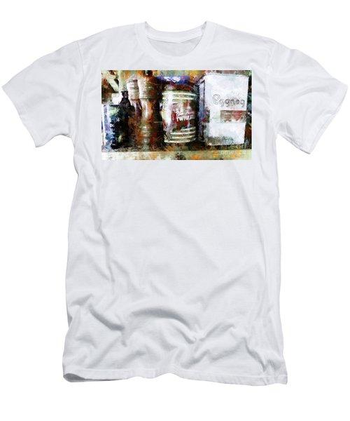 Grandma's Kitchen Tins Men's T-Shirt (Athletic Fit)