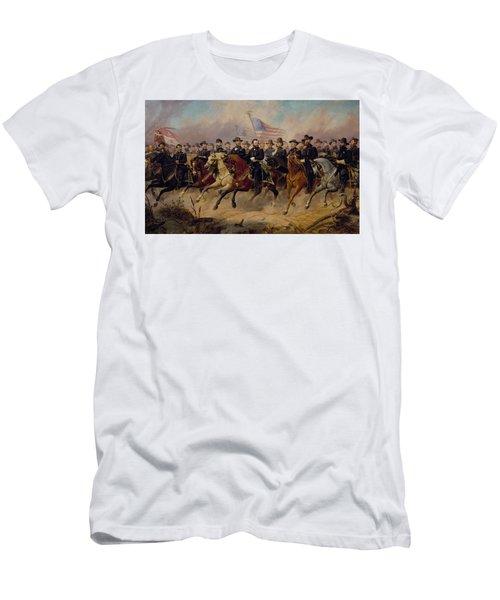 Grant And His Generals Men's T-Shirt (Athletic Fit)