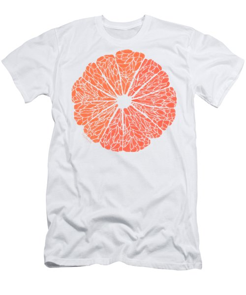 Grapefruit To Suit Men's T-Shirt (Athletic Fit)
