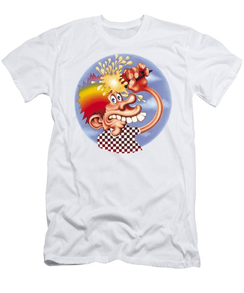 Grateful Dead Europe 72' Men's T-Shirt (Athletic Fit)