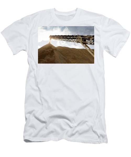 Gravel Mountain 2 Men's T-Shirt (Athletic Fit)