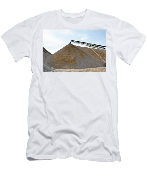 Gravel Mountain Men's T-Shirt (Athletic Fit)