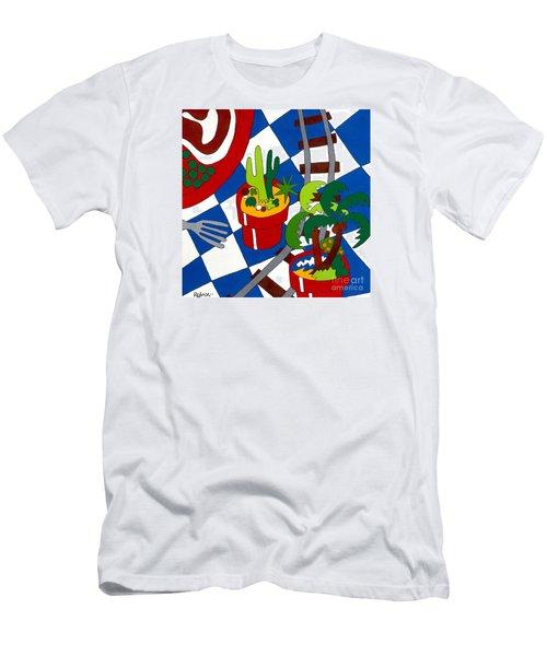 Gravy Train Men's T-Shirt (Athletic Fit)