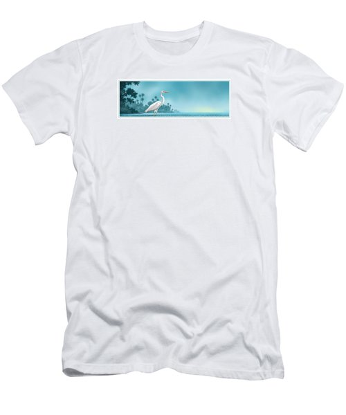 Great White Men's T-Shirt (Athletic Fit)