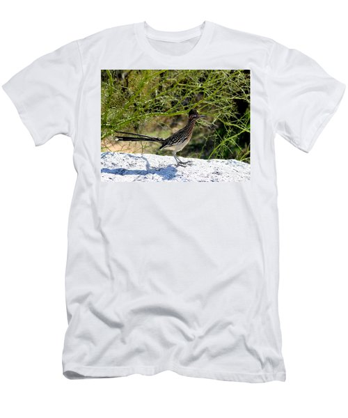 Greater Road Runner Men's T-Shirt (Athletic Fit)