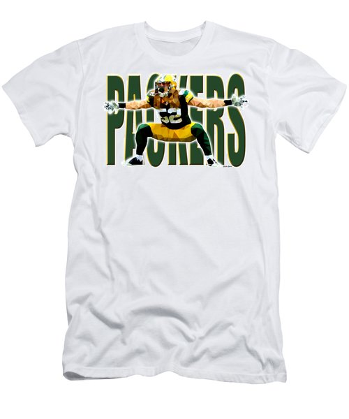 Green Bay Packers Men's T-Shirt (Athletic Fit)