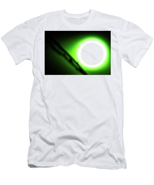 Men's T-Shirt (Athletic Fit) featuring the photograph Green Goblin by Tyson Kinnison