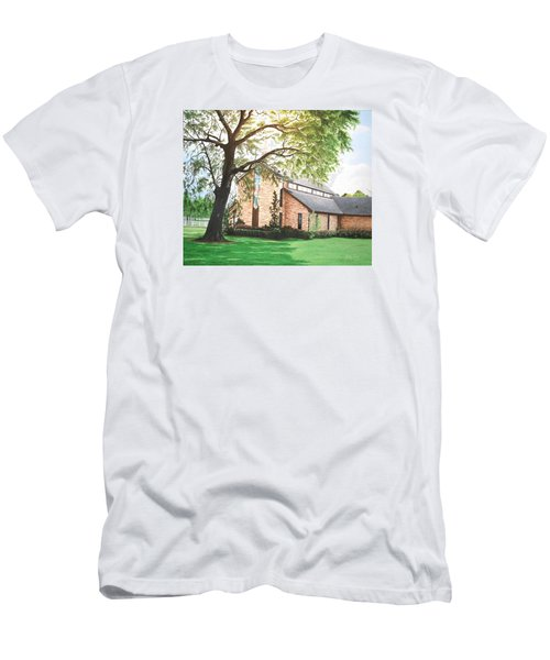 Greenwood Men's T-Shirt (Slim Fit) by Mike Ivey