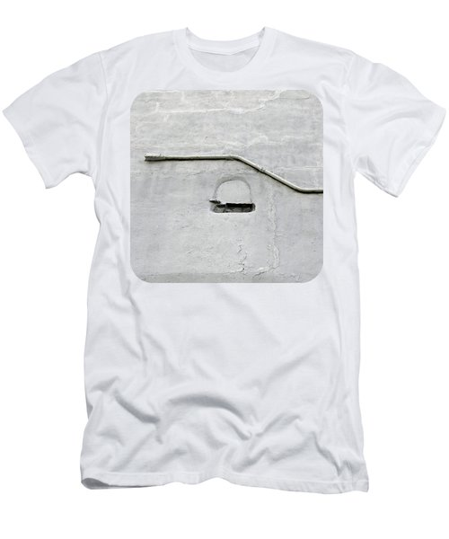 Grey Matter Men's T-Shirt (Slim Fit) by Ethna Gillespie