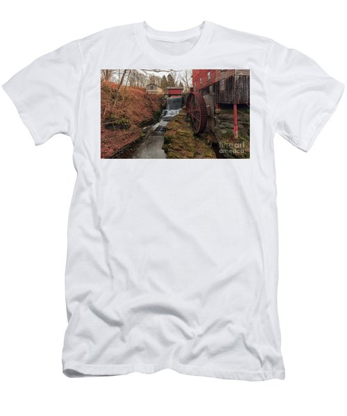 Grist Mill II Men's T-Shirt (Athletic Fit)