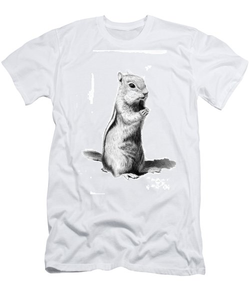 Ground Squirrel Men's T-Shirt (Athletic Fit)