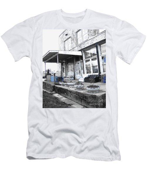Ground Zero Men's T-Shirt (Slim Fit) by Lizi Beard-Ward