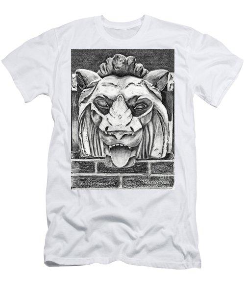 Guardian Lion Men's T-Shirt (Athletic Fit)