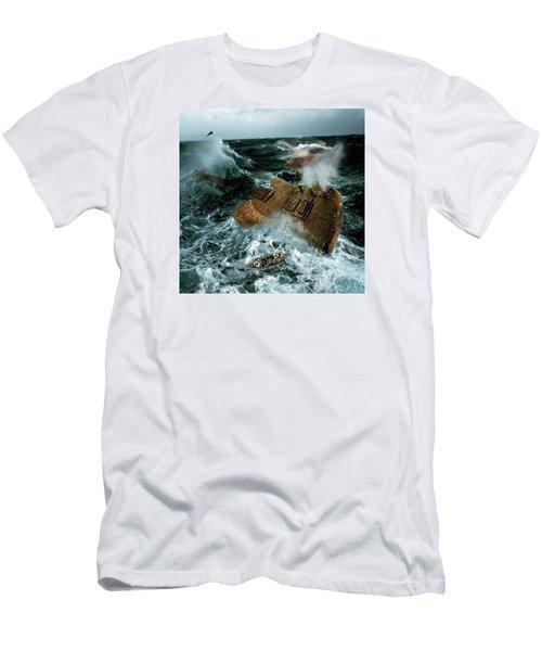 Guitarwreck Men's T-Shirt (Athletic Fit)