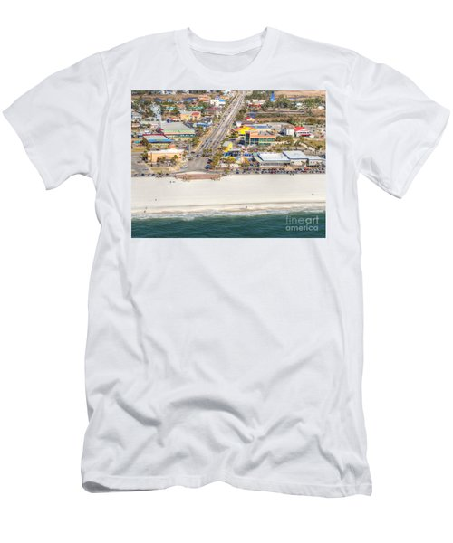 Gulf Shores - Hwy 59 Men's T-Shirt (Athletic Fit)