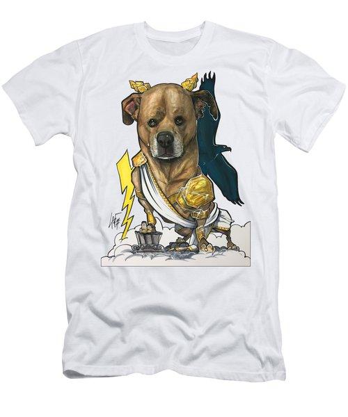 Haines 3967 Men's T-Shirt (Athletic Fit)
