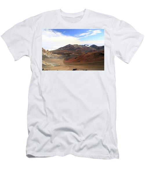 Haleakala Crater Men's T-Shirt (Athletic Fit)