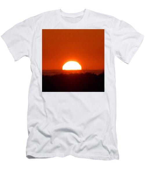Half Sun Men's T-Shirt (Athletic Fit)
