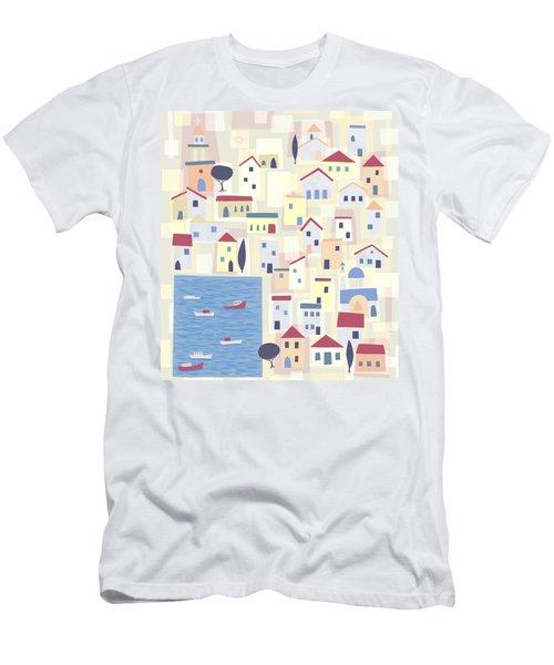 Halki Men's T-Shirt (Athletic Fit)